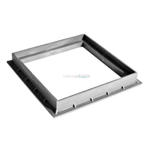 Monolit akna keret szürke 30x30cm