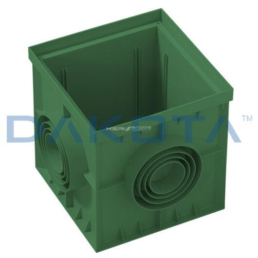 Monolit akna zöld 30x30cm