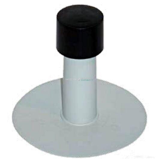 PVC páraszellőző lapostetőhöz Ø100x280mm