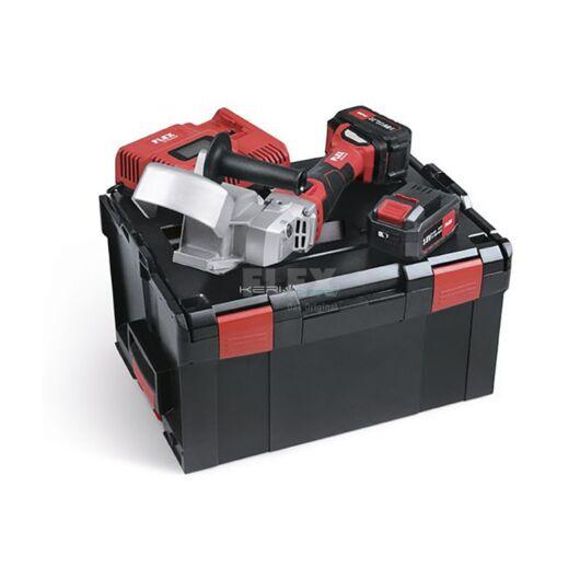 FLEX akkumulátoros fa horonymaró RFE 40 18.0-EC/5.0 SET