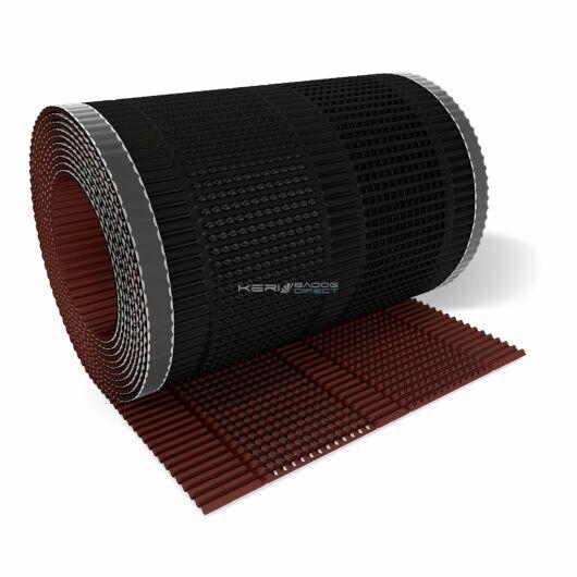 Roll-o-mat alumínium gerincszellőző 30 cm