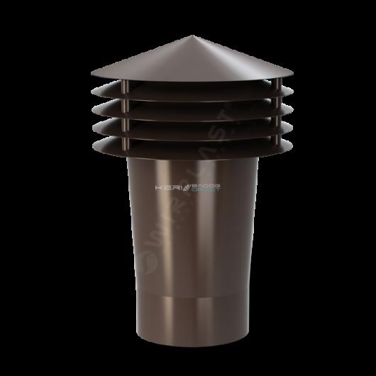 Gravitációs szellőzősapka Ø110mm