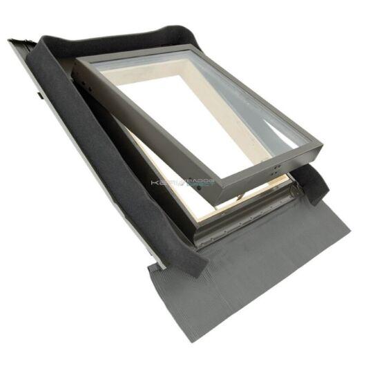 Dakea Flex tetőkibúvó 45×55cm antracitszürke