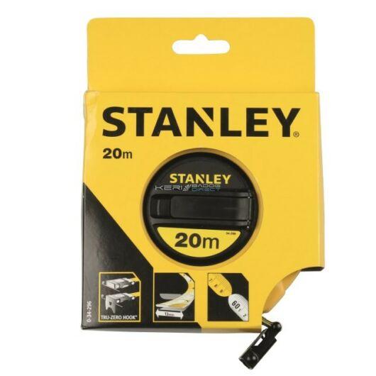 Stanley Üvegszálas mérőszalag 20 méter