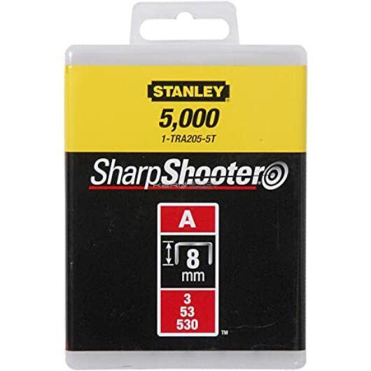 """Stanley Tűzőkapocs """"A"""" 8mm"""