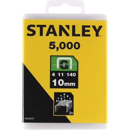 """Stanley Tűzőkapocs """"G"""" 10mm"""