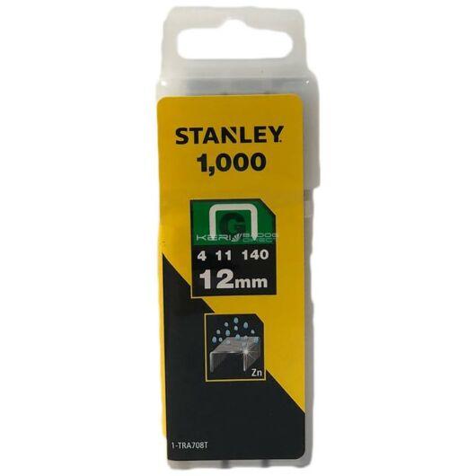 """Stanley Tűzőkapocs """"G"""" 12mm"""