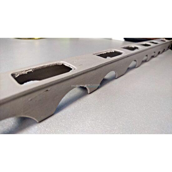 Távolságtartó sín 25mm