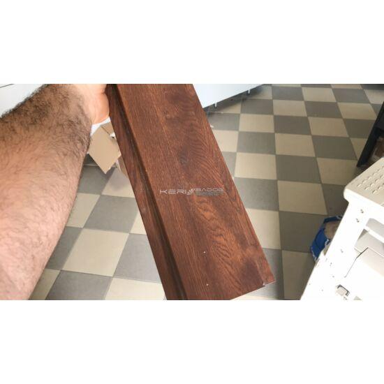Matt famintás lemez kerítés deszka