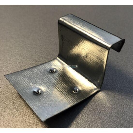 Fix derékszögű Hacl állóférc<br>fixhafter<br>25mm