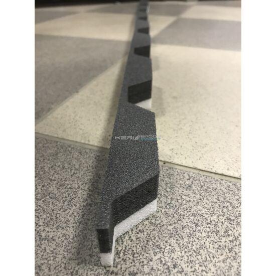 KTP20 trapézlemez tömítő profil
