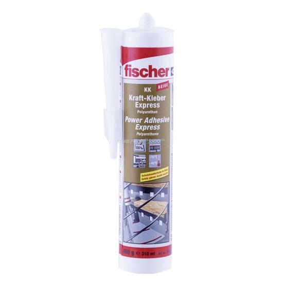<strong>Fischer</strong><br>szerkezetragasztó <br>KK (bézs)