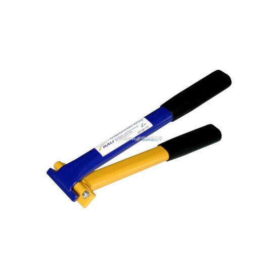 RAU falcfogó íves fedésekhez 70mm