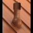 Kép 1/5 - Légáramlásnövelő szellőző síklemezfedés, Lindab Click rendszer Ø125mm