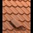 Kép 1/4 - Gravitációs pontszellőző cserepeslemezhez Lindab Lpa-L Ø150mm
