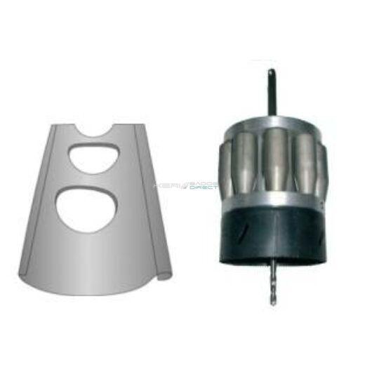 Csatornalyukfúró - 102 mm