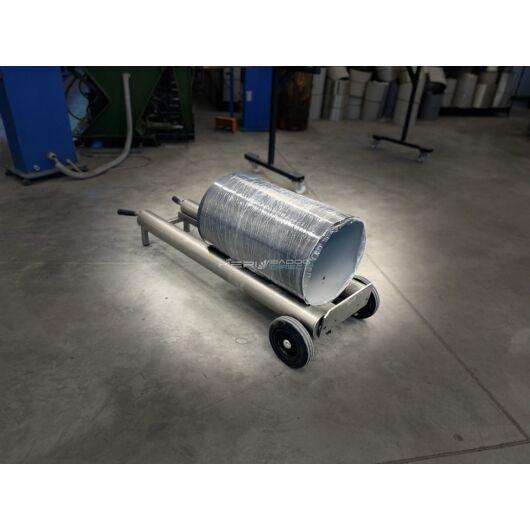 Tekercslemez szállító és lefejtő 1000mm