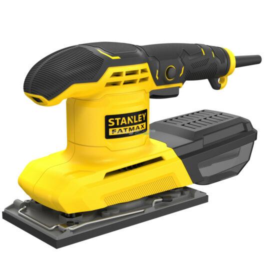 Stanley FatMax vibrációs csiszoló 280W