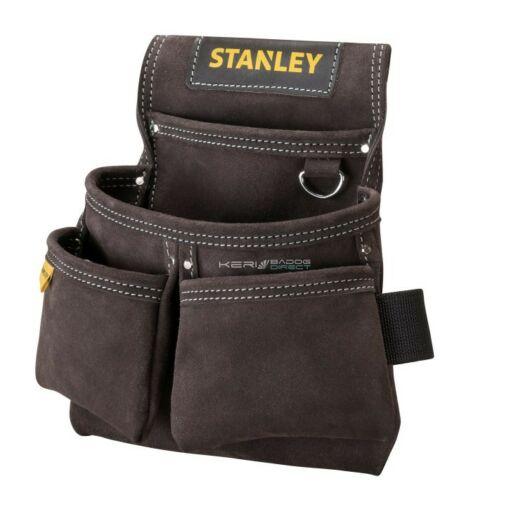 Stanley bőr szegtáska