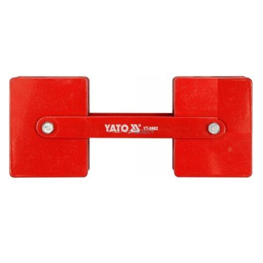 YATO állítható hegesztési munkadarabtartó mágnes