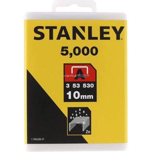 """Stanley Tűzőkapocs """"A"""" 10mm"""